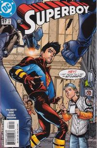 Cover Thumbnail for Superboy (DC, 1994 series) #97 [Direct Sales]