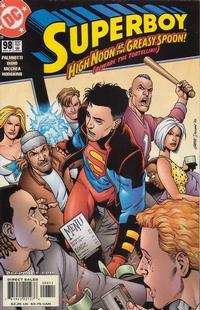 Cover Thumbnail for Superboy (DC, 1994 series) #98 [Direct Sales]