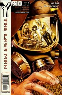 Cover Thumbnail for Y: The Last Man (DC, 2002 series) #4
