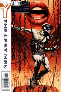 Cover Thumbnail for Y: The Last Man (DC, 2002 series) #5