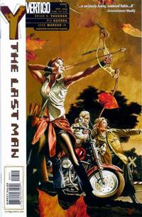 Cover Thumbnail for Y: The Last Man (DC, 2002 series) #7
