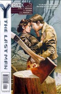 Cover Thumbnail for Y: The Last Man (DC, 2002 series) #8