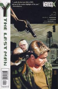 Cover Thumbnail for Y: The Last Man (DC, 2002 series) #9