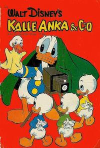 Cover Thumbnail for Kalle Anka & C:o (Hemmets Journal, 1957 series) #6/1958