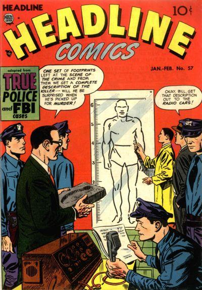 Cover for Headline Comics (Prize, 1943 series) #v8#3 (57)
