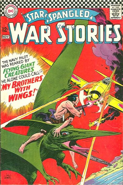 Cover for Star Spangled War Stories (DC, 1952 series) #129