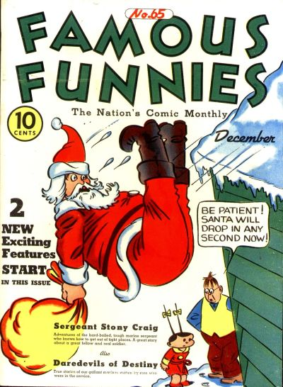 Cover for Famous Funnies (Eastern Color, 1934 series) #65