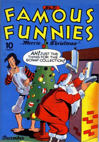 Cover for Famous Funnies (Eastern Color, 1934 series) #113