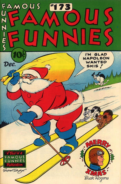 Cover for Famous Funnies (Eastern Color, 1934 series) #173
