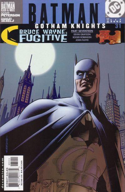 Cover for Batman: Gotham Knights (DC, 2000 series) #31