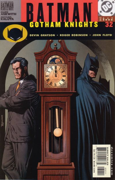 Cover for Batman: Gotham Knights (DC, 2000 series) #32