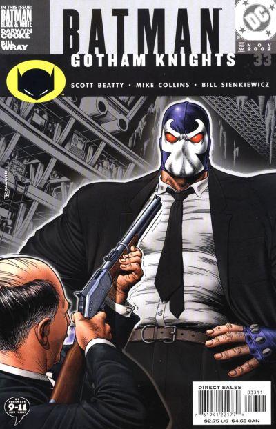 Cover for Batman: Gotham Knights (DC, 2000 series) #33