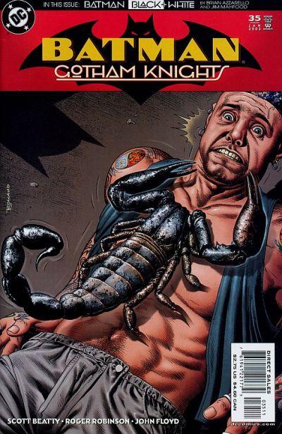 Cover for Batman: Gotham Knights (DC, 2000 series) #35