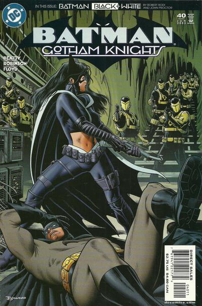 Cover for Batman: Gotham Knights (DC, 2000 series) #40