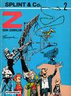 Cover Thumbnail for Splint & co. (1974 series) #2 - Z som Zorglub [2. udgave]