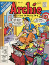 Cover for Archie Comics Digest (Archie, 1973 series) #121 [Direct]