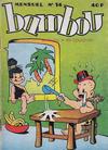 Cover for Bambou (Impéria, 1958 series) #14