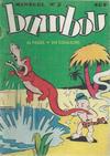 Cover for Bambou (Impéria, 1958 series) #2