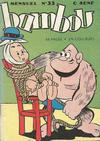 Cover for Bambou (Impéria, 1958 series) #33