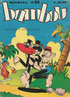 Cover for Bambou (Impéria, 1958 series) #29