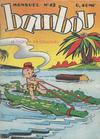 Cover for Bambou (Impéria, 1958 series) #42