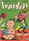Cover for Bambou (Impéria, 1958 series) #47