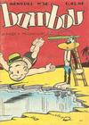 Cover for Bambou (Impéria, 1958 series) #56