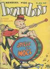 Cover for Bambou (Impéria, 1958 series) #60