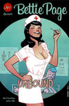 Cover for Bettie Page Unbound (Dynamite Entertainment, 2019 series) #1 [Cover C David Williams]