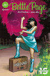 Cover for Bettie Page Unbound (Dynamite Entertainment, 2019 series) #1 [Cover D Julius Ohta]