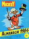 Cover for Almanach du Journal de Mickey (Hachette, 1956 series) #1964