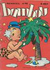 Cover for Bambou (Impéria, 1958 series) #72