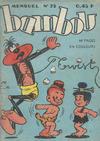 Cover for Bambou (Impéria, 1958 series) #73