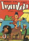 Cover for Bambou (Impéria, 1958 series) #78