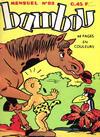 Cover for Bambou (Impéria, 1958 series) #82