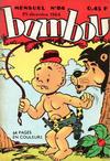 Cover for Bambou (Impéria, 1958 series) #84