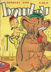 Cover for Bambou (Impéria, 1958 series) #85