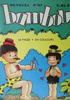 Cover for Bambou (Impéria, 1958 series) #87