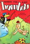 Cover for Bambou (Impéria, 1958 series) #89