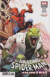 Cover Thumbnail for Amazing Spider-Man (2018 series) #19.HU [Regular Edition - Greg Land Cover]