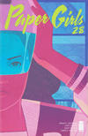 Cover for Paper Girls (Image, 2015 series) #28