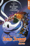 Cover for Disney Tim Burton's the Nightmare Before Christmas: Zero's Journey Graphic Novel (Tokyopop, 2018 series) #2