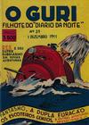 Cover for O Guri Comico (O Cruzeiro, 1940 series) #37