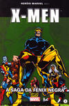 Cover for Marvel Série II (Levoir, 2012 series) #2 - X-Men: A Saga da Fénix Negra