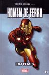 Cover for Marvel Série II (Levoir, 2012 series) #3 - Homem de Ferro: Extremis
