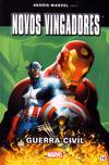 Cover for Marvel Série II (Levoir, 2012 series) #10 - Novos Vingadores: Guerra Civil