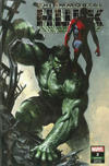 Cover for Immortal Hulk (Marvel, 2018 series) #2 [Fifth Printing - Unknown Comics / Comics Elite Exclusive - Gabriele Dell'Otto]