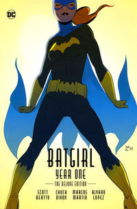 Cover Thumbnail for Batgirl: Year One Deluxe Edition (DC, 2019 series)