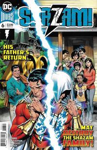 Cover Thumbnail for Shazam! (DC, 2019 series) #6 [Dale Eaglesham Cover]