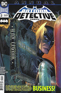 Cover Thumbnail for Detective Comics Annual (DC, 2018 series) #2